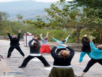 yoga tour with nature and culture in nepal