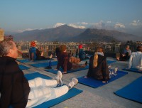 Yoga Trek in Pokhara