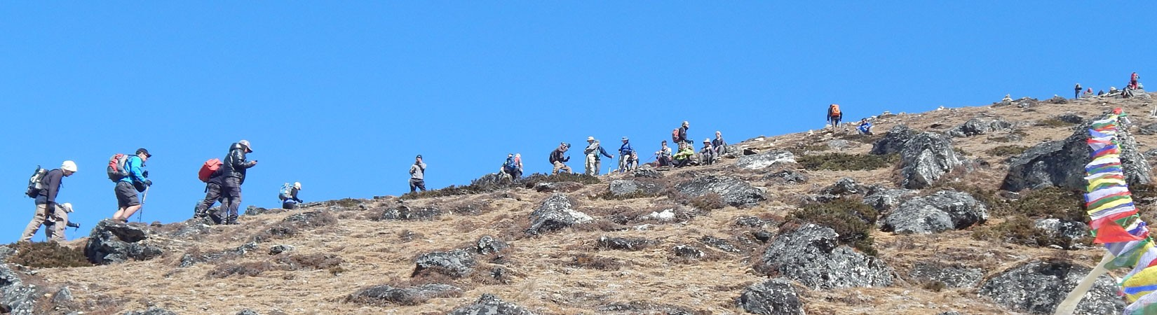 Everest Region Trekking in Nepal