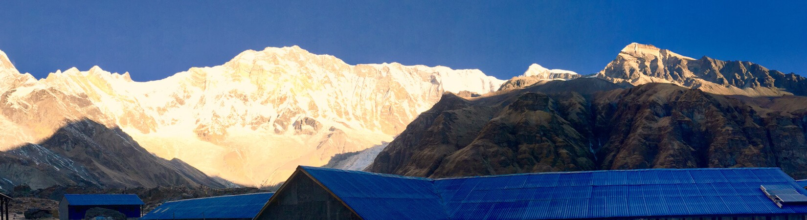 Summit for Annapurna Expedition