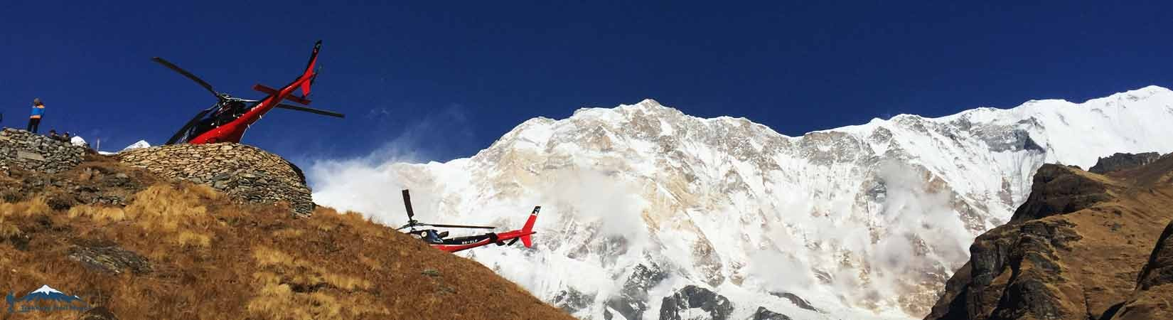 Annapurna Heli Tour