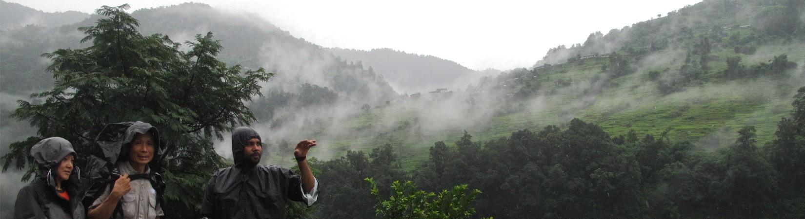 Monsoon Trekking in Nepal