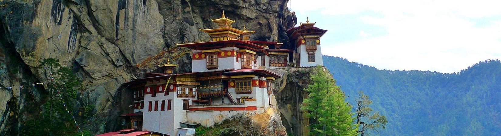 Taktsang Monastery ( Tiger's Nest ), Bhutan