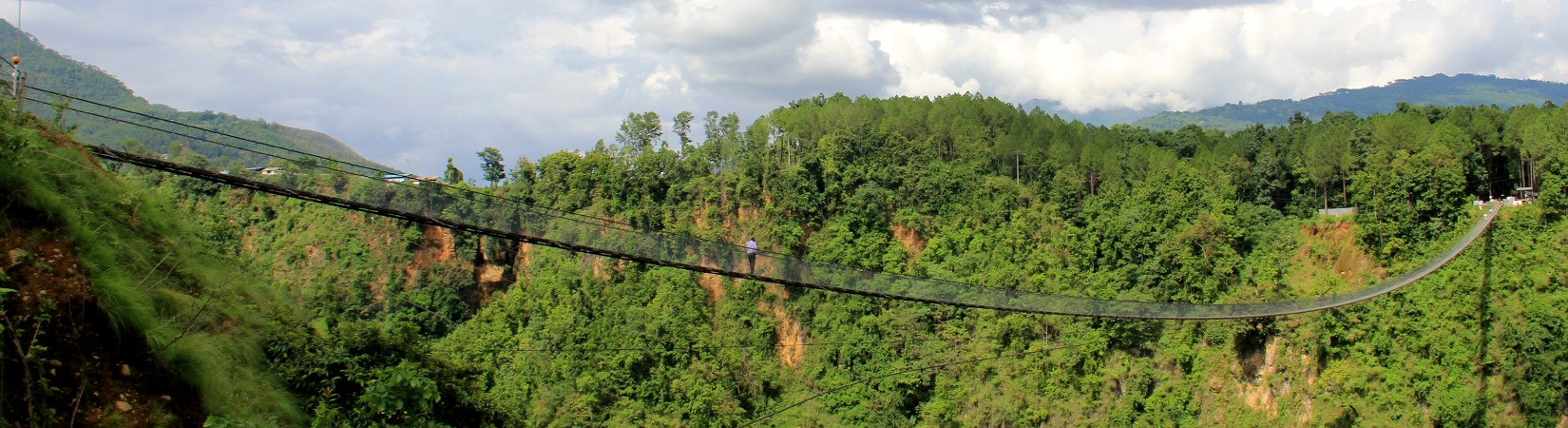 chitre high bridge baglung trekking
