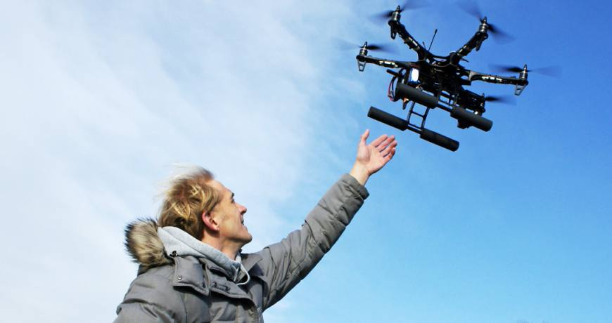 drone policy in nepal