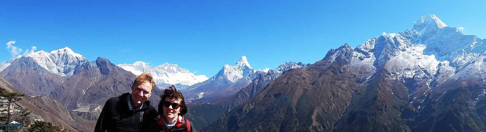 Everest Comfort Trekking