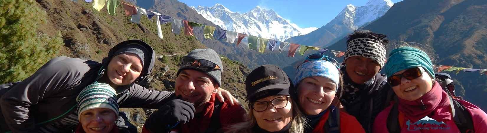 Hello Everest Trekking