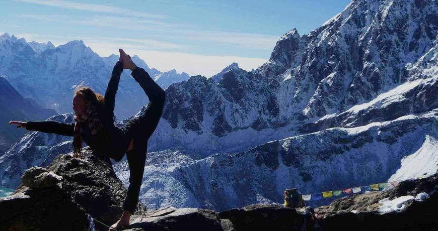 Here are Reasons to go on the Everest Base Camp Yoga Trek