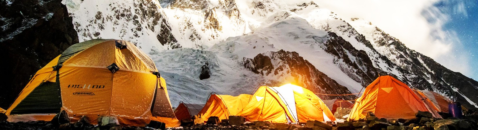 Base Camp of K2