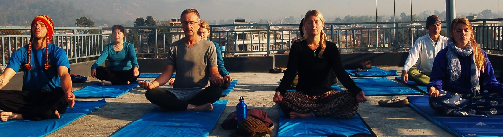 kathmandu yoga tour