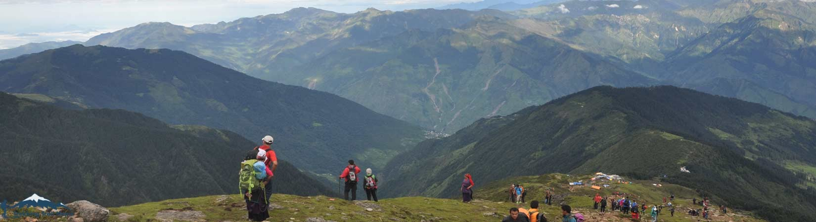 Langtang Valley Gosainkunda Lake Trek