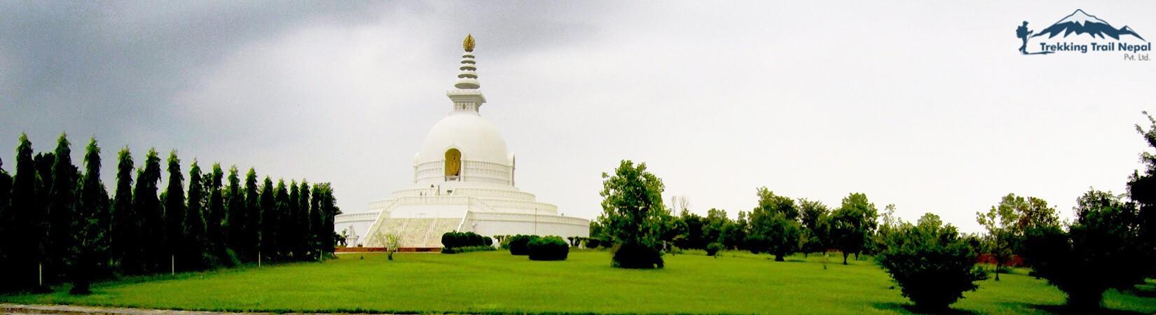 World Peace Stupa; Lumbini