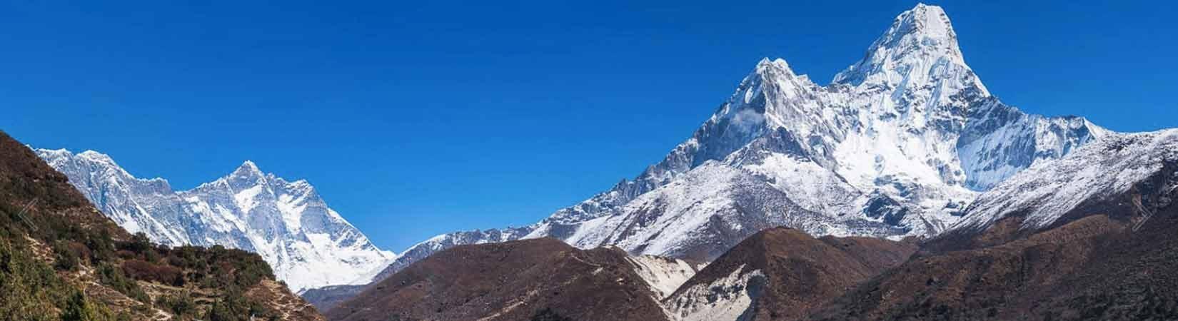 Luxury Ama Dablma Base Camp trekking