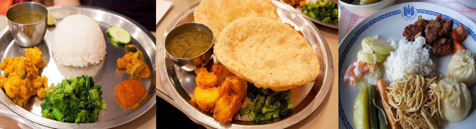 Popular Meals on Trekking In Nepal