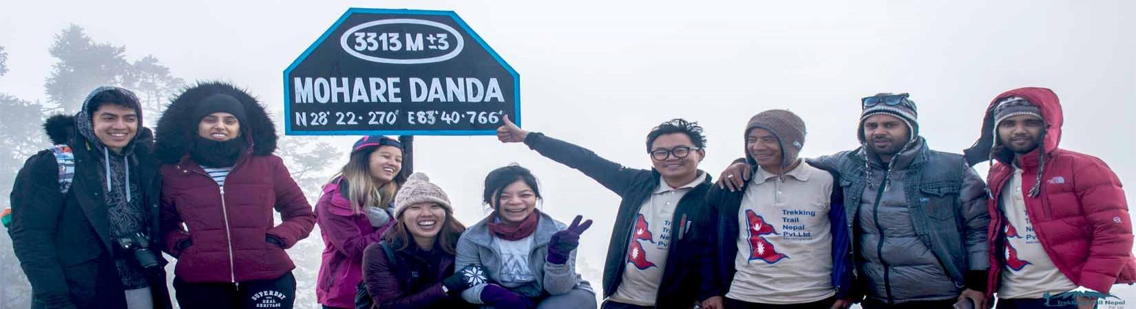 mohare-danda-trekkking-december