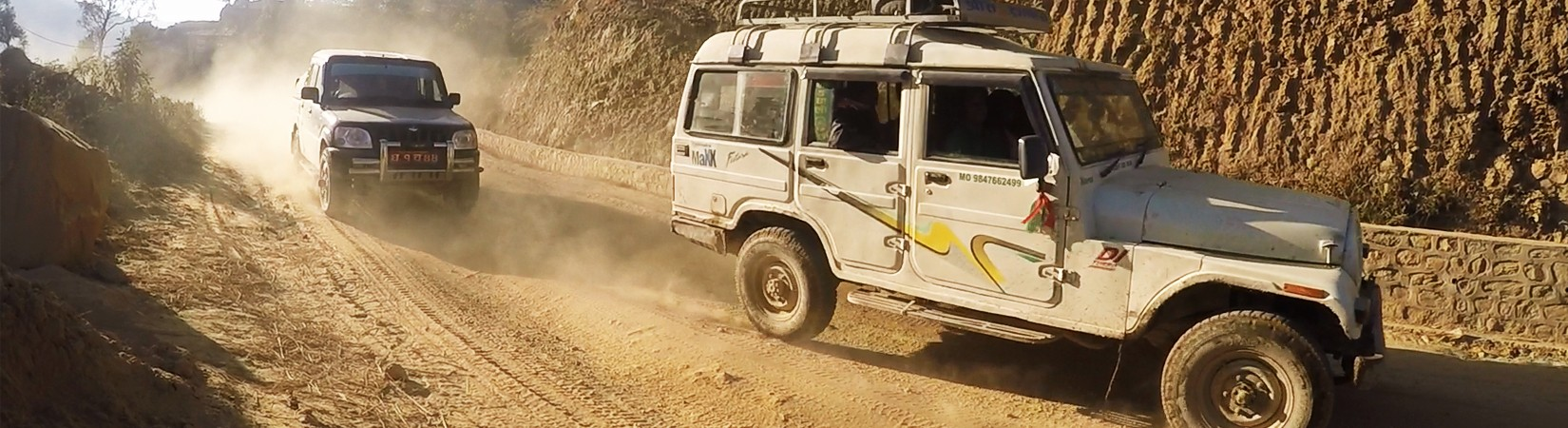 muktinath drive tour
