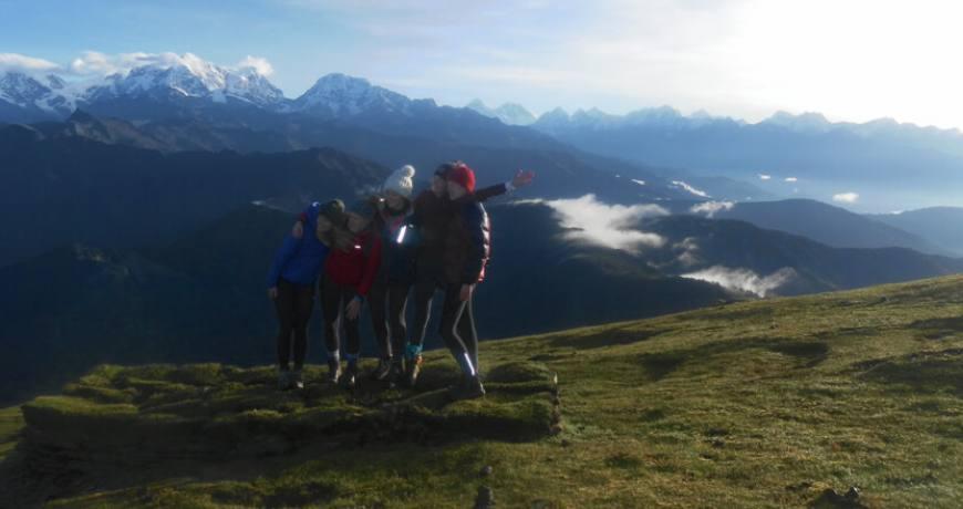 everest pikey hill trekking