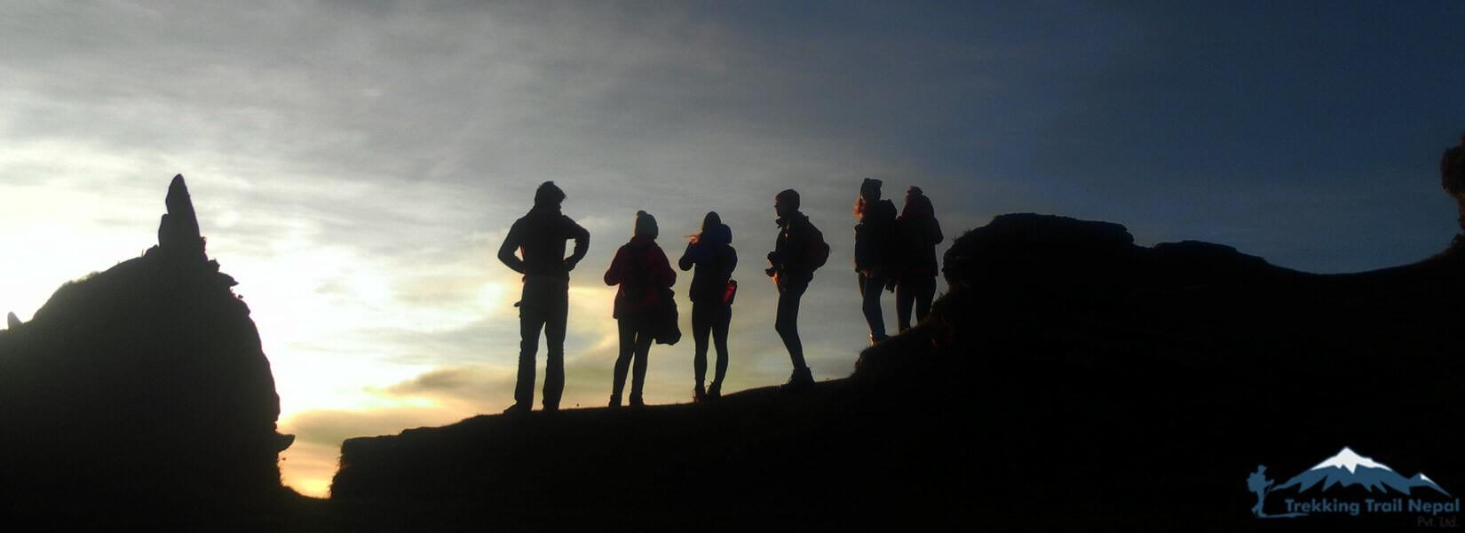 Pikey Peak Trek