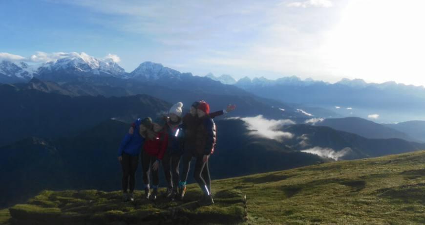 Pieky Peak Trek