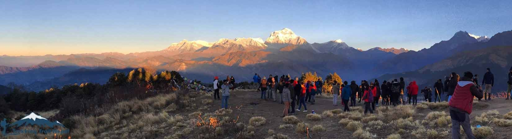 PoonHill: Views Point of Poon Hill Trekking