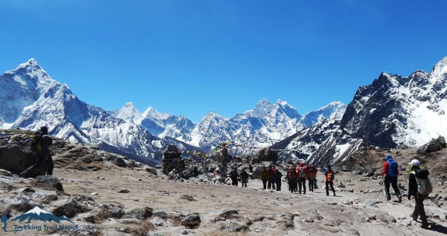Thukla Pass: A Saddest Viewpoint of Everest Base Camp Trek