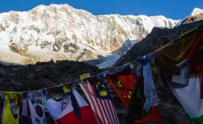 4 days annapurna base camp trekking