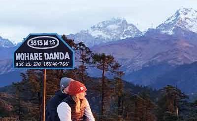 Mohare Danda Community Trek