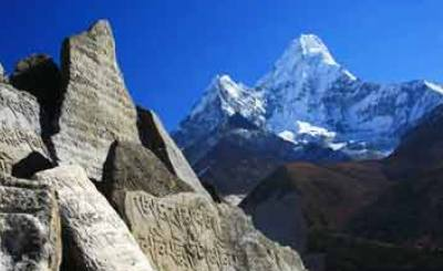 Ama Dablam Base Camp Luxury Trek