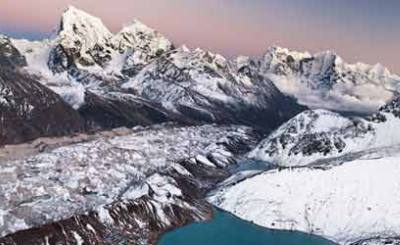 Gokyo Valley Trekking in nepal