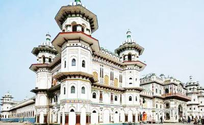 hindu pilgrim tour
