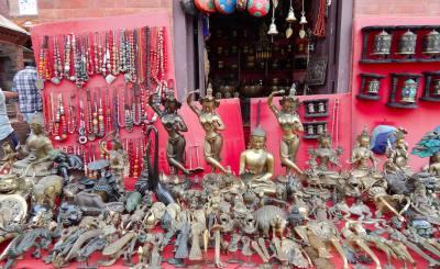 kathmandu shopping tour