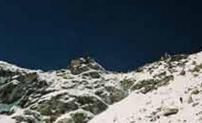kyangja La pass Trekking