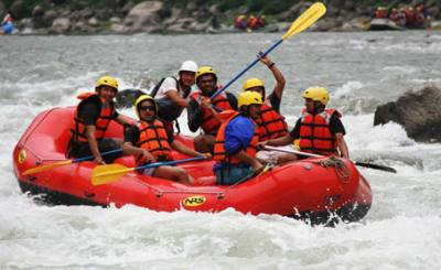trisuli river rafting day tour